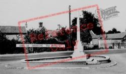 The Memorial c.1960, Sheering