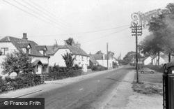 The Village c.1960, Sheering
