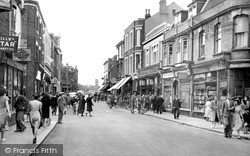 Sheerness, High Street c.1950