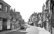 Sheerness, High Street c1955