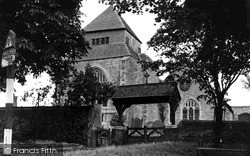 Sheerness, Minster Abbey c.1950
