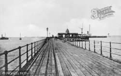 Sheerness, Pavilion On The Pier c.1930