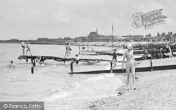 Sheerness, The Beach c.1950