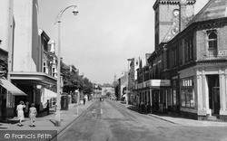 Sheerness, The Broadway c.1960