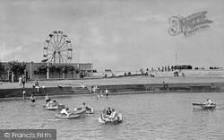 Sheerness, The Children's Pool c.1950