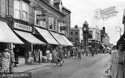 Sheerness, The Clock Tower c.1950