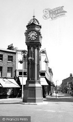 Sheerness, The Clock Tower c.1955