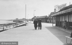 Sheerness, The Promenade c.1955