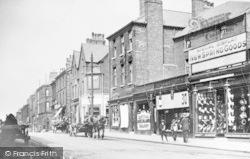 Sheffield, Attercliff Road c.1914
