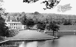 Sheffield, Crookes Valley Park c.1955