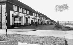 Sheffield, Frecheville Shopping Centre c.1950