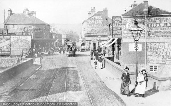 Sheffield, Hillsborough Bridge c1897