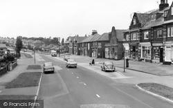 Sheffield, Hutcliffe Wood Road c.1955