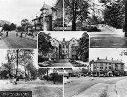 Sheffield, Nether Edge Composite c.1955