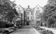 Sheffield, Nether Edge Hospital c1955