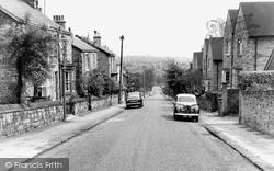 Sheffield, Nether Edge Road c.1955