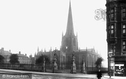 Sheffield, Parish Church 1893