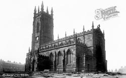 Sheffield, St George's Church 1893