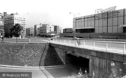 Sheffield, The City Centre c.1965