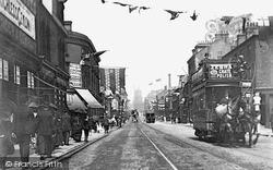 Sheffield, The Moor c.1890