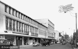 Sheffield, The Moor c.1955
