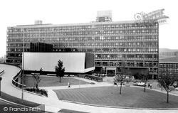 Sheffield, The Polytechnic c.1969