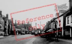 High Street c.1950, Shefford