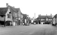 Shefford, North Bridge Street 1951
