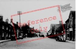 North Bridge Street c.1955, Shefford
