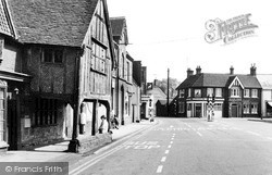 North Bridge Street c.1960, Shefford