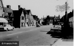 North Bridge Street c.1965, Shefford