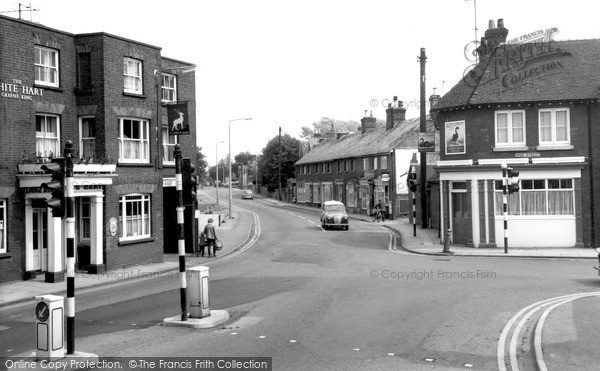 Shefford, South Bridge Street c1965