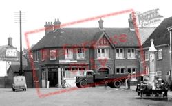 The Black Swan 1951, Shefford