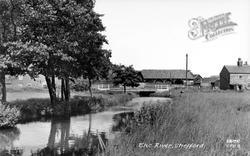 The River c.1950, Shefford