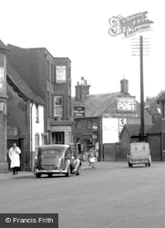 The White Hart Hotel 1951, Shefford