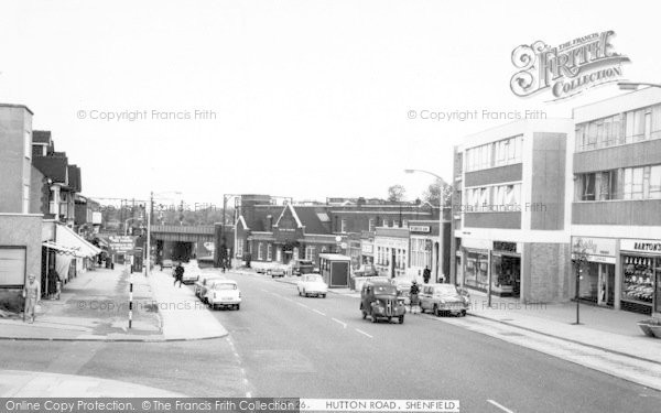Shenfield © Copyright The Francis Frith Collection 2005. http://www.frithphotos.com