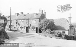 Shepherdswell, The Cross Roads c.1955