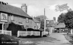 The Forge c.1955, Shepherdswell