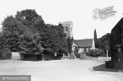 Shepperton, Church Of St Nicholas 1890