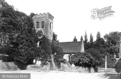 Shepperton, St Nicholas Church 1899