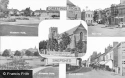 Shepshed, Composite c.1955