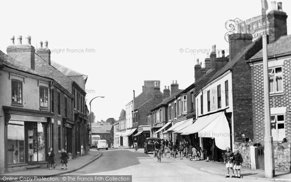 Shepshed, Field Street c1960