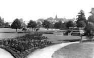 Shepshed, Glenmore Park c1960