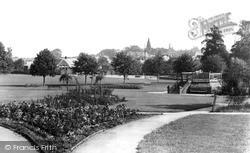 Shepshed, Glenmore Park c.1960