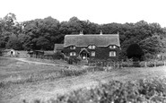 Shepshed, Keepers Cottage c1960