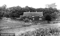 Shepshed, Keepers Cottage c.1960