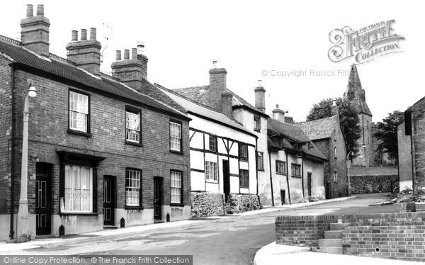 Shepshed, Queen Street c1965