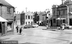 Shepshed, The Bullring c.1960