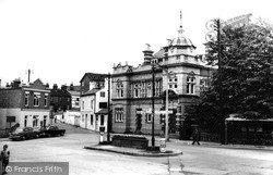 Shepshed, The Bullring c.1965