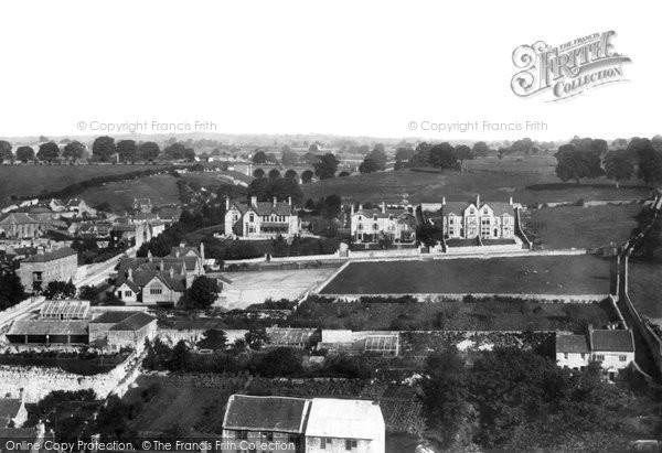Shepton Mallet, 1899